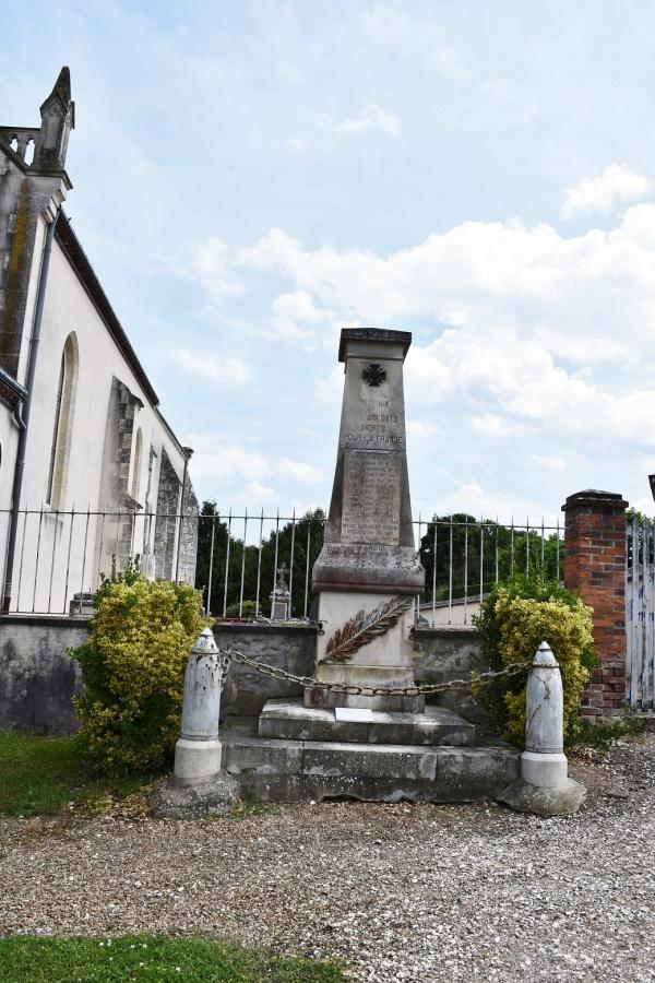 Photo Breteau - le monument Aux Morts