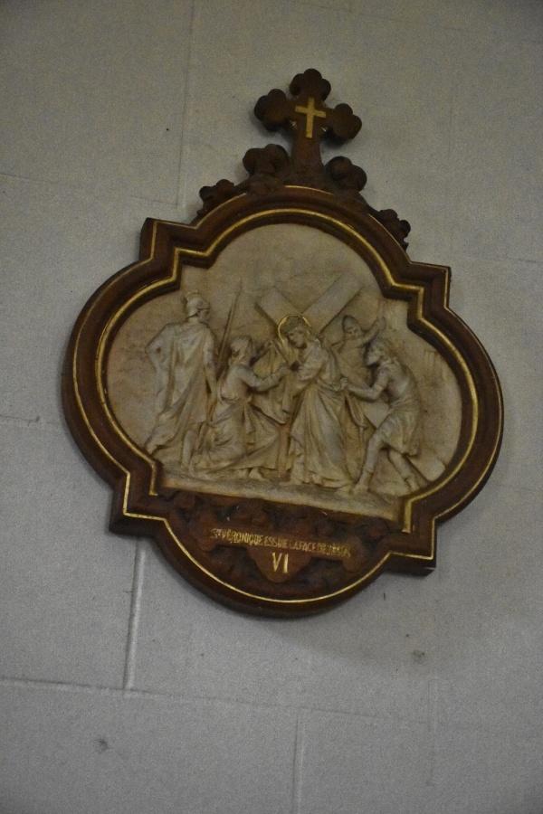 Photo La Bussière - le chemin de croix Notre Dame