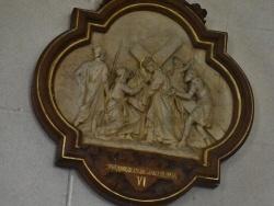 Photo paysage et monuments, La Bussière - le chemin de croix Notre Dame