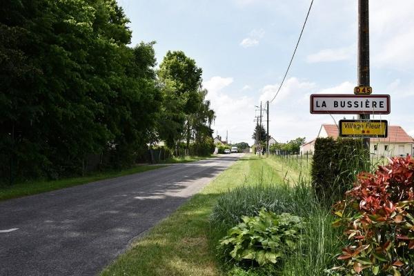 Photo La Bussière - campagne