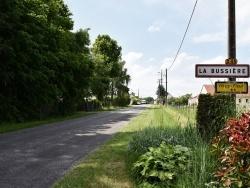 Photo paysage et monuments, La Bussière - campagne