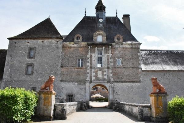 Photo La Bussière - le Château de la Bussiere
