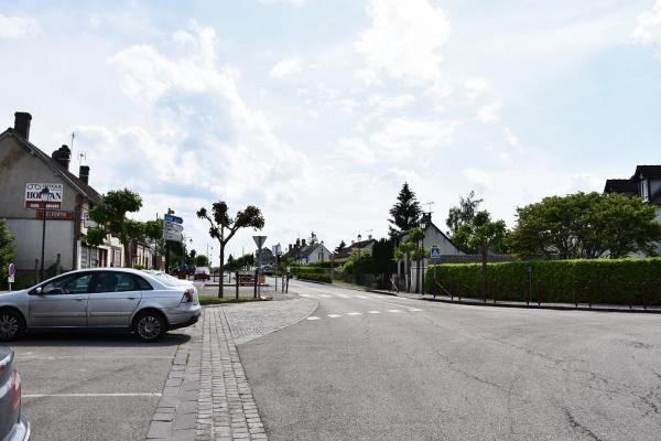 Photo La Bussière - le Village