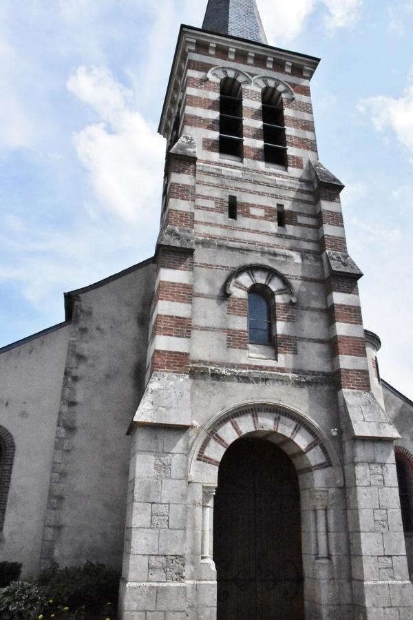 Photo La Bussière - église Notre dame