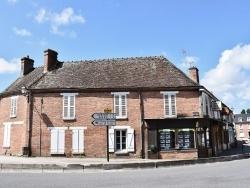 Photo paysage et monuments, Cerdon - le Village