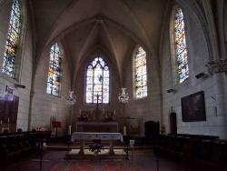 Photo paysage et monuments, Cerdon - église Sainte Marguerite