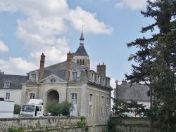 Photo paysage et monuments, Châteauneuf-sur-Loire - le Village