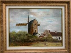 L'ancien moulin de LADON