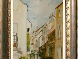 Photo dessins et illustrations, Montargis - Aquarelle de Gérard victoire artiste peintre à Ladon