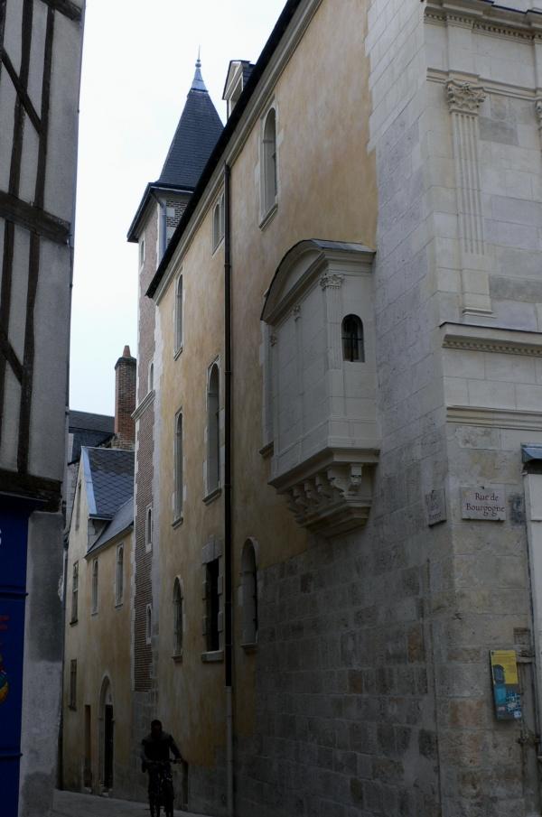 Hôtel de sanxerre, rue de la Poterne