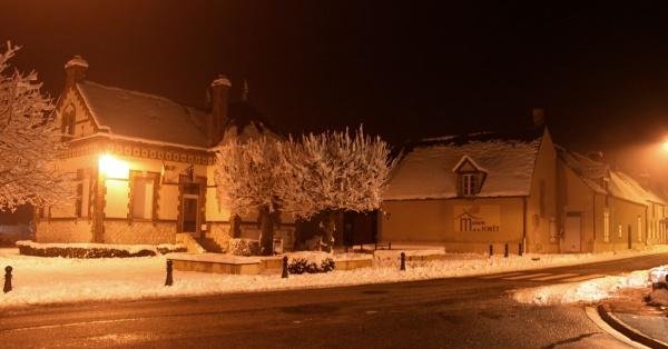 La  Mairie et la maison de la Forêt