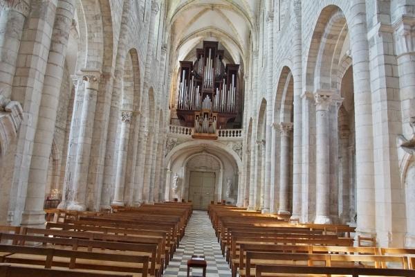 la Baslique Saint Benoit