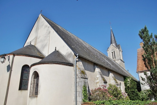 Photo Saint-Gondon - église Saint Gondon
