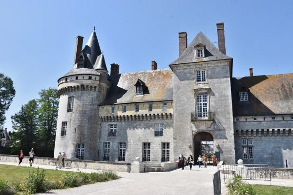 Photo Sully-sur-Loire - le Château