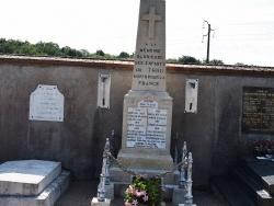 Photo paysage et monuments, Thou - le Monument Aux Morts