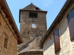 Photo paysage et monuments, Autoire - Église Saint-Pierre à Autoire
