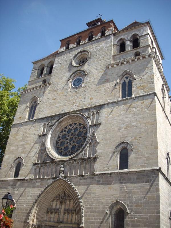 Photo Cahors - le clocher de la cathédrale