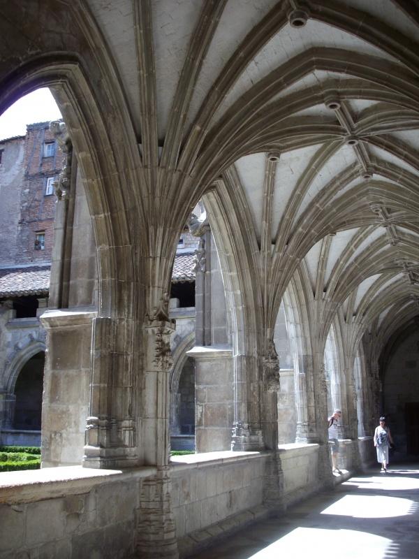 Photo Cahors - cloître de la cathédrale