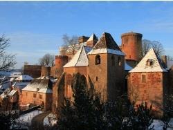 Photo paysage et monuments, Prudhomat - Collégiale de Castelnau