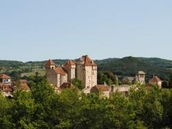 Photo paysage et monuments, Curemonte - curemonte