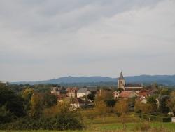 Photo paysage et monuments, Strenquels - vue générale
