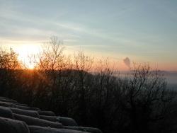 Photo paysage et monuments, Bajamont - Dernier matin du millénaire