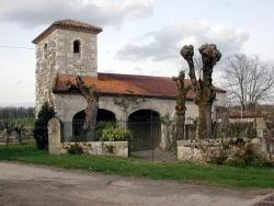 Photo paysage et monuments, Bajamont - St Martin de Serres