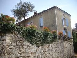 Photo paysage et monuments, Cuzorn - Belle maison près de l'église