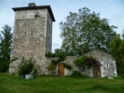 Photo paysage et monuments, Fargues-sur-Ourbise - LA TOUR D'AVANCE de FARGUES-SUR-OURBISE (47300)