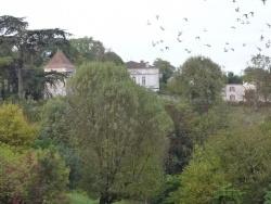 Photo paysage et monuments, Lacépède - Le Château