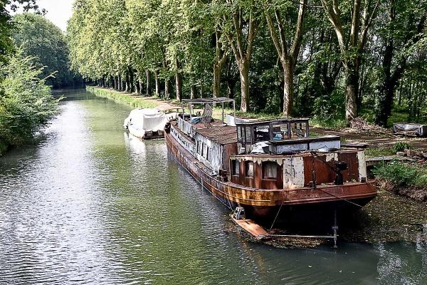 Photo Nérac - Le canal de Garonne, à proximité de Nérac.