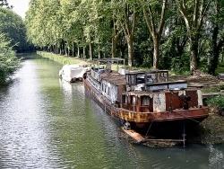 Photo paysage et monuments, Nérac - Le canal de Garonne, à proximité de Nérac.