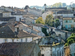 Photo paysage et monuments, Nérac - Nérac, vue générale.