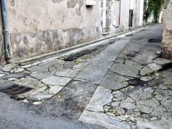 Photo paysage et monuments, Nérac - Nérac, une vieille rue.