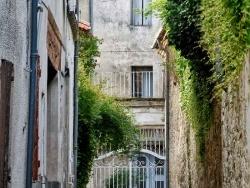 Photo paysage et monuments, Nérac - Nérac, rue du Prince.