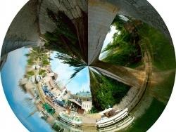 Photo paysage et monuments, Nérac - Nérac, sens dessus-dessous !