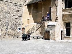 Photo paysage et monuments, Nérac - Nérac, l'entrée du château