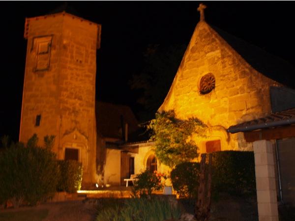 Chapelle du château de Virazeil
