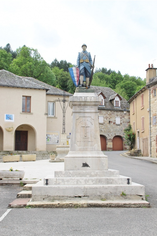Photo Banassac - le Monument Aux Morts
