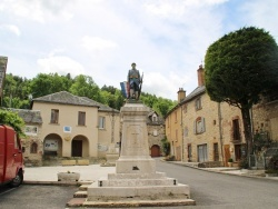 Photo paysage et monuments, Banassac - le Village
