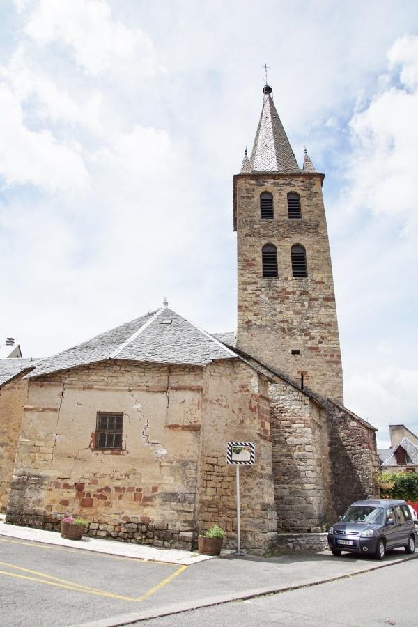 Photo Banassac - église Saint Médard