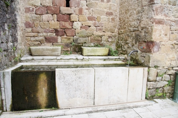 Photo Banassac - le Lavoir