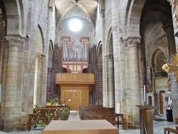 Photo paysage et monuments, La Canourgue - collégiale Saint Martin