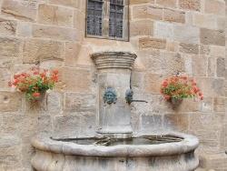 Photo paysage et monuments, La Canourgue - la Fontaine