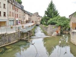 Photo paysage et monuments, La Canourgue - le village