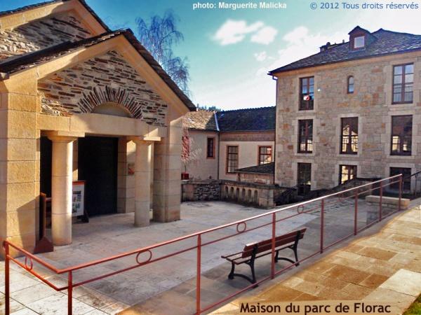 Maison du Parc de Florac