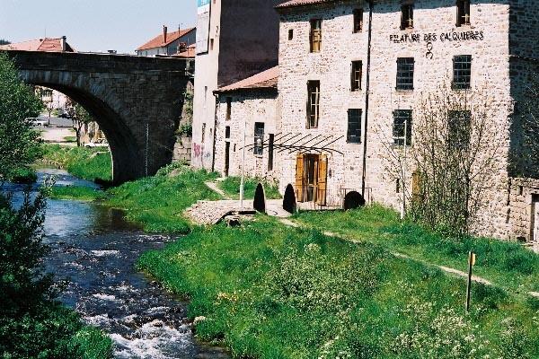 Photo Langogne - Un musée vivant de la laine, la Filature des Calquières
