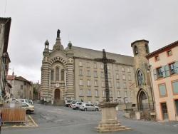 Photo paysage et monuments, Langogne - chapelle Notre Dame
