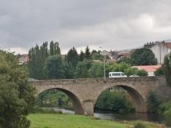 Photo paysage et monuments, Langogne - le pont