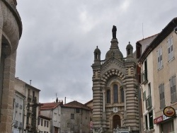 Photo paysage et monuments, Langogne - Le Village